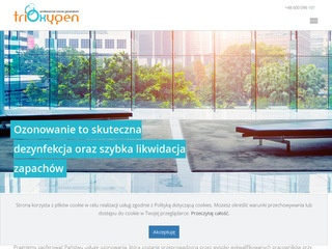 Fabrykaozonu.pl - ozonowanie Poznań