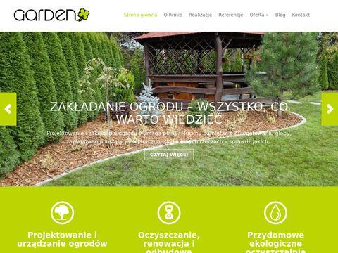 Firmagarden.pl - oczyszczalnia ścieków Białystok