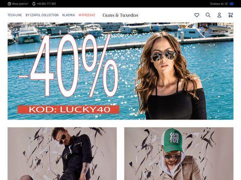 Gunsandtuxedos.com - męskie garnitury