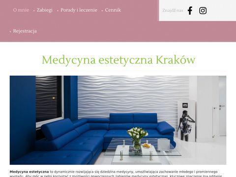 Dr Kopycińska - lekarz medycyny estetycznej