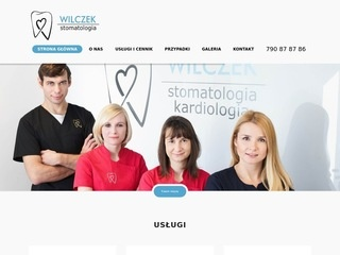 Stomatologia Wilczek
