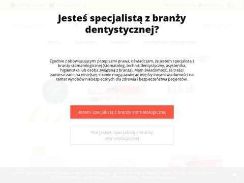 Dentalmail.pl produkty dla gabinetów
