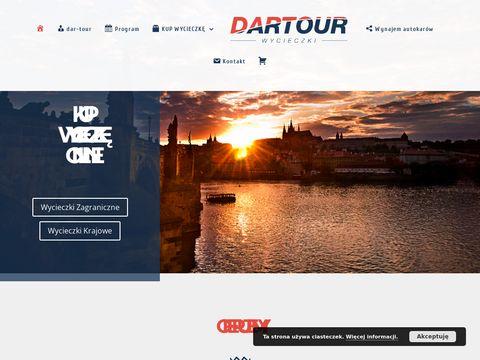DarTour - wynajem autokarów na wycieczki