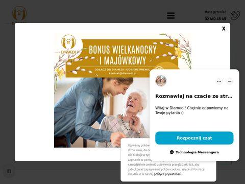 Diamedi - praca opieka Niemcy prywatnie