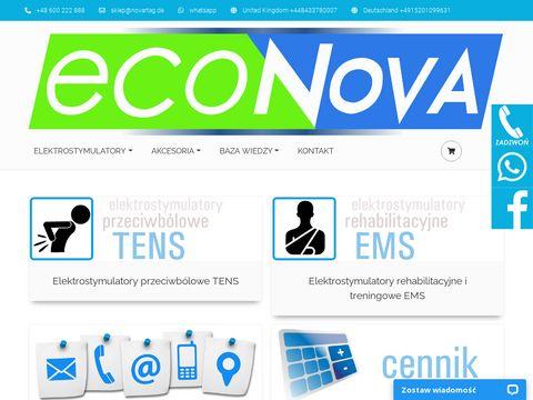 EcoNova - elektrostymulacja
