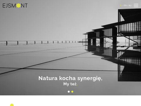 Ejsmont.pl - architekt wnętrz