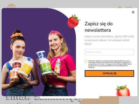 Bubbletea-sklep.pl - molecula