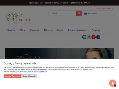 Braccatta.com - biżuteria srebro