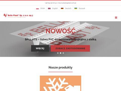 Bellaplast.com.pl kapinosy