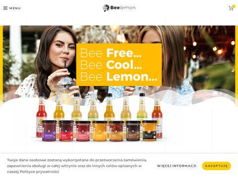 Beelemon.pl - naturalna lemoniada