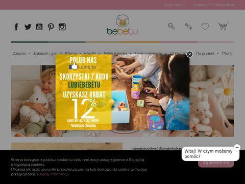 Bebetu.pl - zabawki i gry