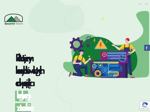 Besthillwork.eu - oferty pracy Niemcy