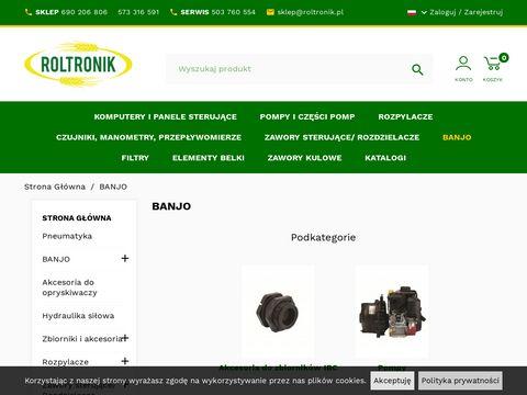 Banjo-polska.pl - zawór do wiertnicy