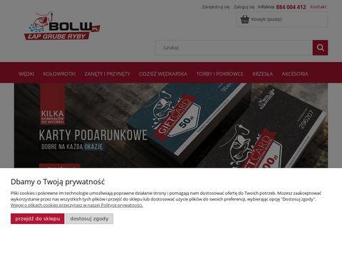 Bolw.pl - artykuły wędkarskie