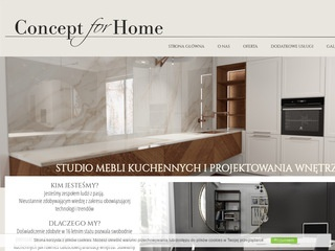 Conceptforhome.pl - meble kuchenne