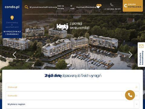Condo.pl - inwestycje