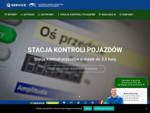 Autoport Autogaz - instalacje gazowe Poznań
