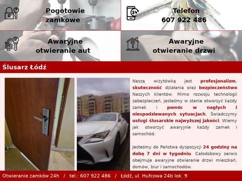 Awaryjne-otwieranie-lodz.pl drzwi