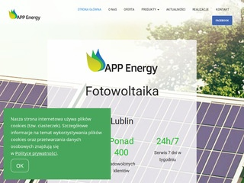 APP Energy fotowoltaika
