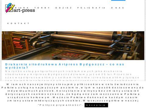 Artpress.pl drukarnia Bydgoszcz