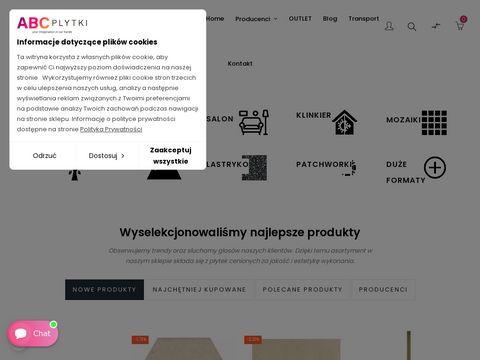 Abcplytki.pl - glazura, terakota