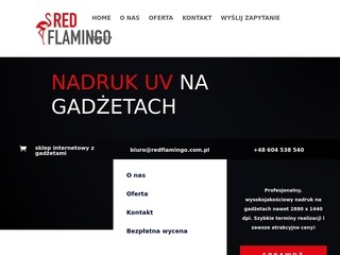 Nadruknagadzetach.com.pl UV