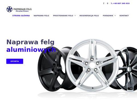 Naprawafelgklewicz.pl