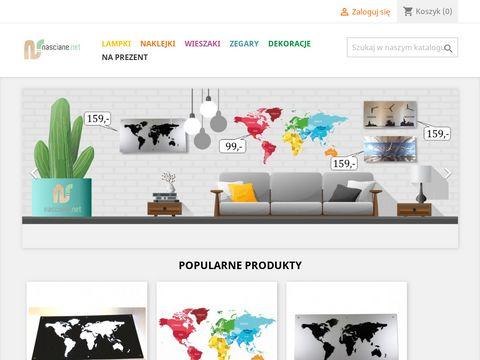 Naklejki ścienne - nasciane.net