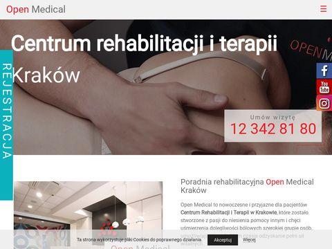 OpenMedical - centrum rehabilitacji