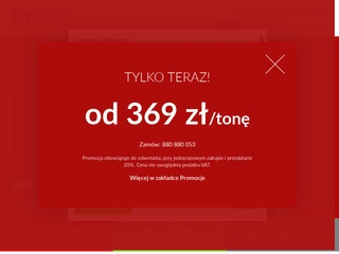 Orcal.pl nawozy mineralne materia organiczna