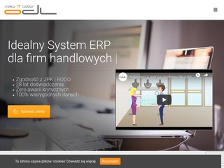 ODL system ERP