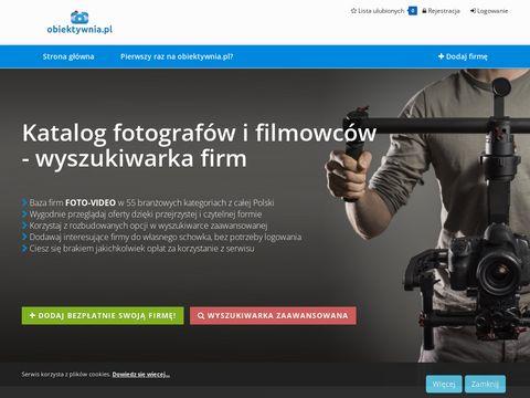 obiektywnia.pl produkcja filmów i fotografia
