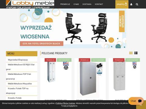 Lobbysklep.pl - osłona monitora