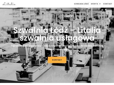Litalia.pl - szwalnia odzieży damskiej