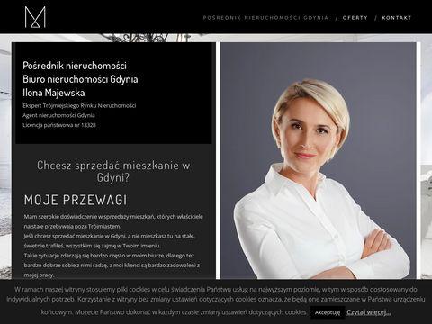 Majewska.pl pośrednik nieruchomości Gdynia
