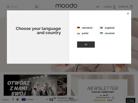 Moodo.pl odzież dla nowoczesnej kobiety