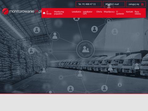 Monitorowanie24.pl - lokalizator pojazdów