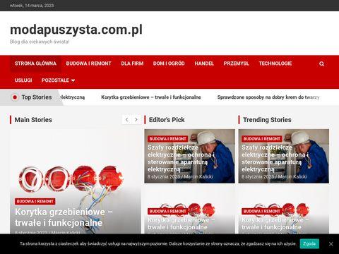 Modapuszysta.com.pl - odzież damska duże rozmiary