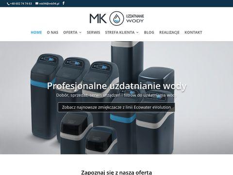 Mk94.pl - badania wody warmińsko-mazurskie