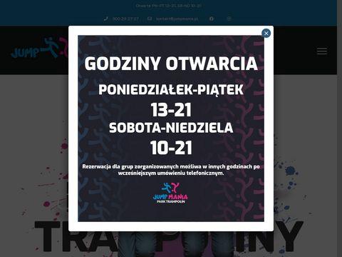Jumpmania- park trampolin i rozrywki Nowy Sącz