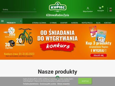 Kupiec.pl zdrowa żywność