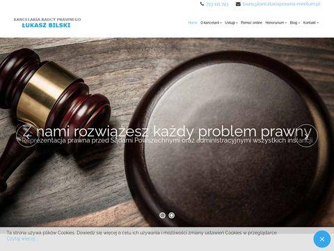 Meritum - prawnik Oleśnica