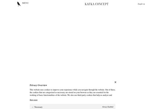 Kafkaconcept.pl - buty do ślubu
