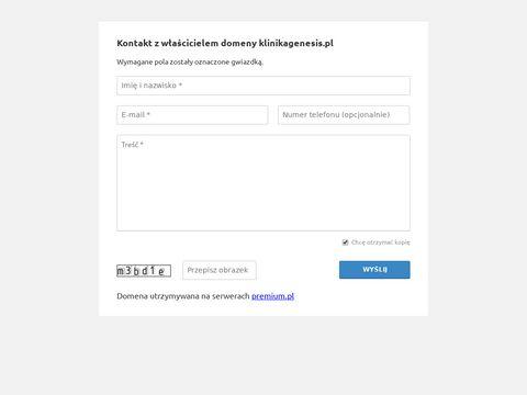 Genesis klinika medycyny estetycznej