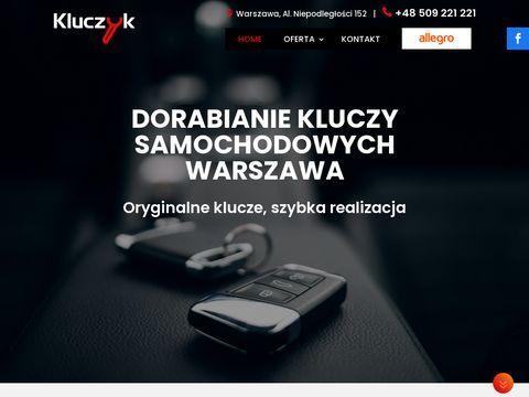 Kluczyk.com.pl dorabianie