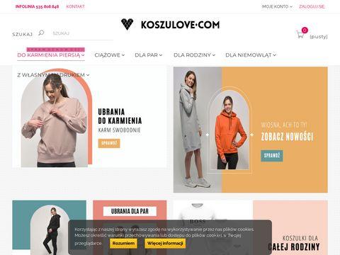 Koszulove.com - tania odzież ciążowa