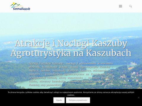 Koronakaszub.com.pl Kaszuby, Stężyca