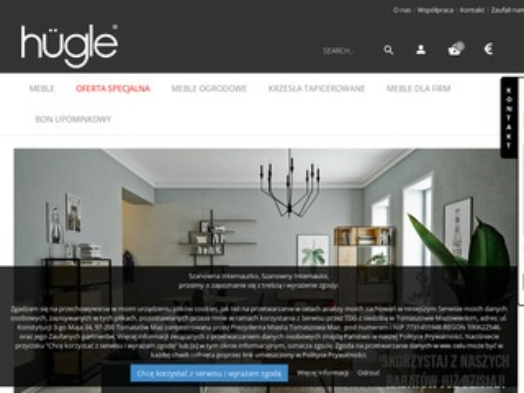 Hugle.pl - meble biurowe