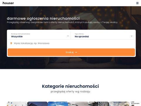 Houser.pl mieszkania na sprzedaż