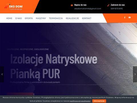 Izolacjapianka.com.pl ocieplanie domu Słupsk
